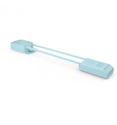 MASTER Kit comando a corda completo azzurro