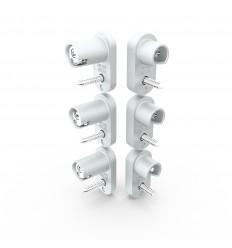 Contatti unipolari 3pz bianco SL2444S102