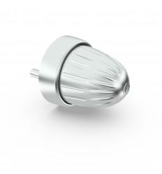 Pomolo antiligature argento SL2161S157