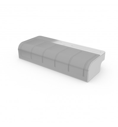 Modulo batteria Grigio con ricevitore radio