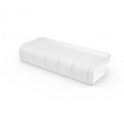 Modulo batteria Bianco con ricevitore radio