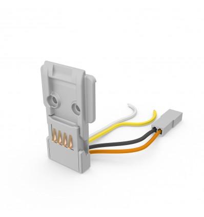 Supporto modulo batteria Grigio