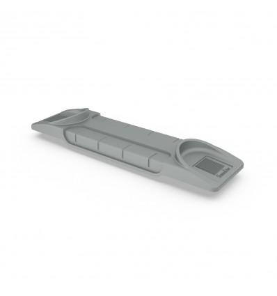 Cursore esterno grigio alluminio