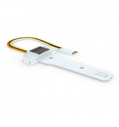 Battery module support W Smart - White